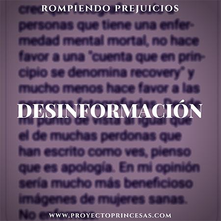 No a la desinformación