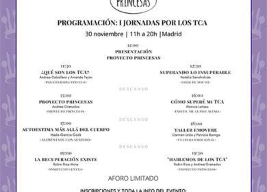 Programación I Jornadas por los TCA