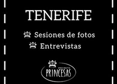 Sesiones de fotos en Tenerife