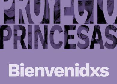 Bienvenidxs a Proyecto Princesas