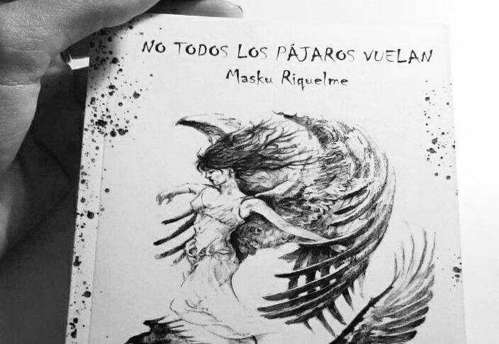 Rutina pertenece al libro No todos los pajaros vuelan de Masku Riquelme donde refleja su vivencia al sufrir un TCA junto otros temas que pueden ser de ayuda