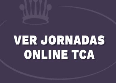 Ver Jornadas online TCA