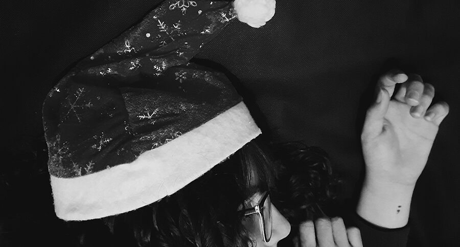 El testimonio de Noelia nos cuenta cómo vive la navidad quien sufre TCA, pero también lo ilumina con su visión de este año que esta camino a la recuperación